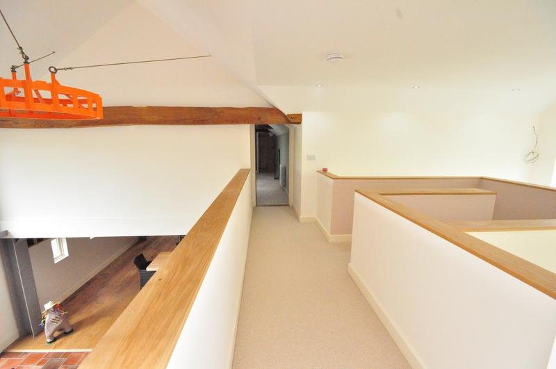 Image mickys upstairs hallway